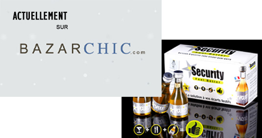 bazarchic.com vente security feel better