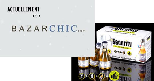 bazarchic.com vente security feel better