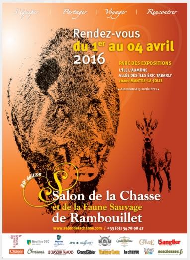 salon de la chasse et de la faune sauvage 2016